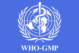 WHO GMP